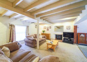 Thumbnail 3 bedroom semi-detached house for sale in Little Dunham, King's Lynn