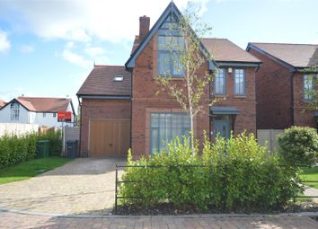 4 bed detached house for sale in Edward Price Close, Parkgate, Neston CH64