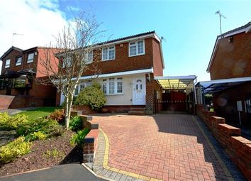 Thumbnail 2 bed semi-detached house for sale in Aldeburgh Drive, Westbury Park, Newcastle-Under-Lyme