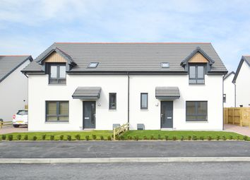 3 bed semi-detached house for sale in Mannachie Brae, Forres IV36