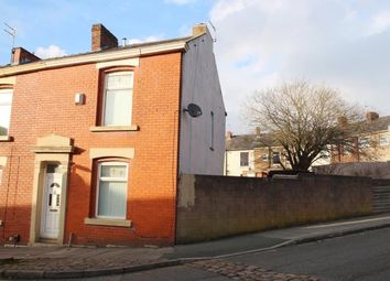 Thumbnail 3 bed end terrace house for sale in Longshaw Street, Blackburn, Lancashire, .