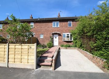 Thumbnail 2 bed terraced house to rent in Dawson Road, Macclesfield