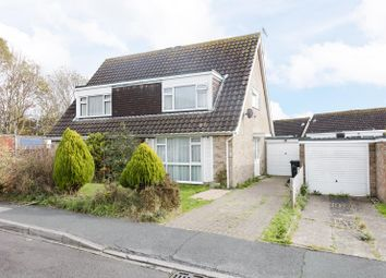 Thumbnail 3 bed semi-detached house for sale in Lavender Hill, Shoreham-By-Sea