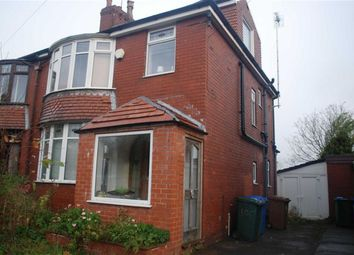Thumbnail 1 bed flat to rent in Springfield Road, Middleton, Manchester