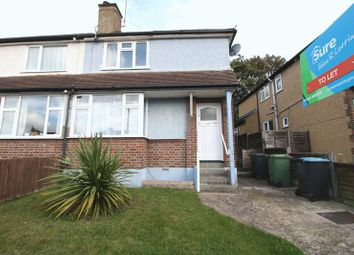 Thumbnail 3 bed semi-detached house to rent in Maynard Road, Hemel Hempstead