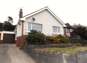 Thumbnail 3 bed detached bungalow for sale in Llethri Road, Llanelli
