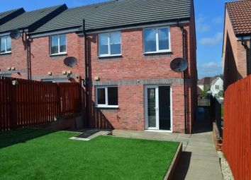 Thumbnail 3 bed semi-detached house to rent in Trinity Crescent, Kelty, Fife
