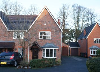 Thumbnail 3 bed semi-detached house to rent in Mallow Drive, Bromsgrove