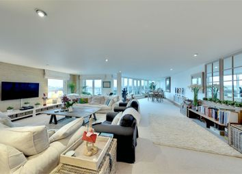 Thumbnail 3 bed flat for sale in Drake House, St. George Wharf, Nine Elms