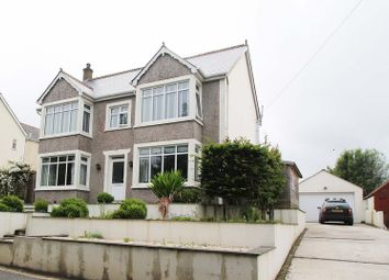 Thumbnail 4 bed detached house to rent in Trekenning Road, St. Columb