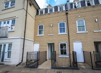 Thumbnail 3 bed end terrace house to rent in St. Matthews Gardens, Cambridge