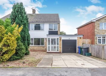Thumbnail 4 bedroom semi-detached house for sale in Millard Avenue, Hatfield, Doncaster