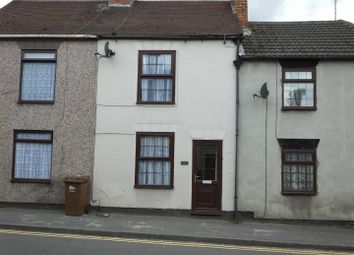 Thumbnail 2 bed cottage to rent in Tutbury Road, Horninglow, Burton-On-Trent