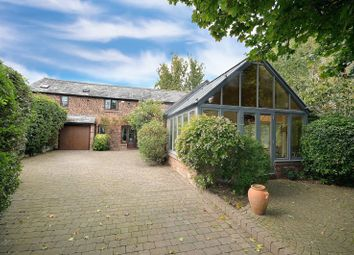 Thumbnail 3 bed barn conversion for sale in Ferry Lane, Thelwall, Warrington