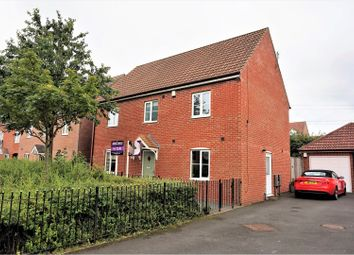 Thumbnail 4 bed detached house for sale in Edgefield, Newcastle Upon Tyne