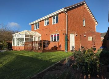 Thumbnail 4 bedroom detached house to rent in Dean Park, Ferryhill