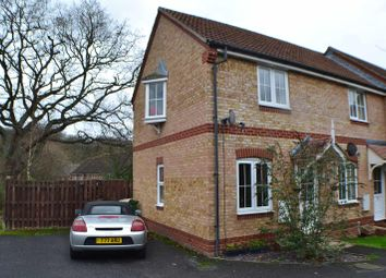 Thumbnail 1 bed end terrace house for sale in Marston Drive, Newbury