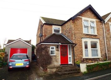 Thumbnail 3 bed semi-detached house to rent in Roath Road, Portishead, Bristol