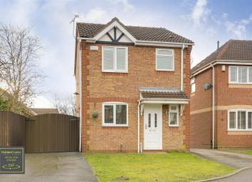 3 bed detached house for sale in Piper Close, Hucknall, Nottinghamshire NG15