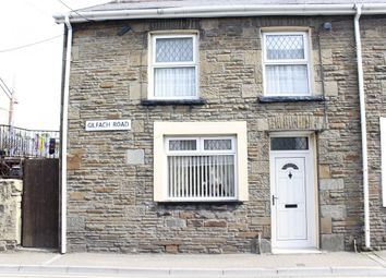 Thumbnail 2 bed end terrace house for sale in Tonyrefail -, Porth