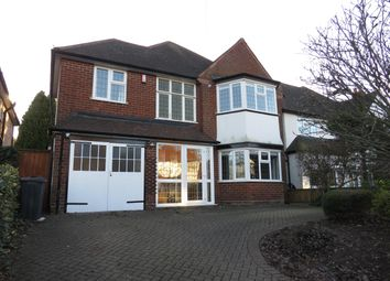 Thumbnail 4 bed property to rent in Holifast Road, Sutton Coldfield