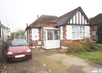 Thumbnail 2 bed bungalow for sale in Featherstone Road, Mill Hill, London