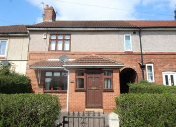 Thumbnail 3 bed terraced house for sale in Aldam Road, Balby, Doncaster