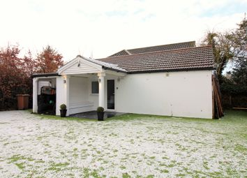 Thumbnail 1 bedroom detached bungalow to rent in Mangrove Road, Hertford