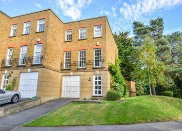 Thumbnail 3 bedroom end terrace house for sale in Woodclyffe Drive, Chislehurst