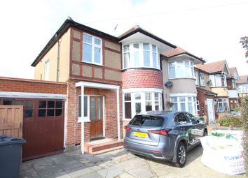 Thumbnail 4 bed semi-detached house to rent in Kenmore Avenue, Harrow