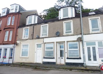 Thumbnail 1 bed flat for sale in 58A Shore Road, Innellan