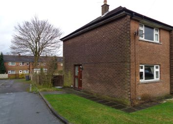 Thumbnail 2 bed semi-detached house to rent in Downham Crescent, Prestwich, Manchester