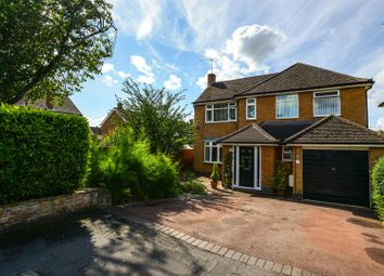 Thumbnail 4 bed detached house for sale in Barton Close, Ruddington, Nottingham