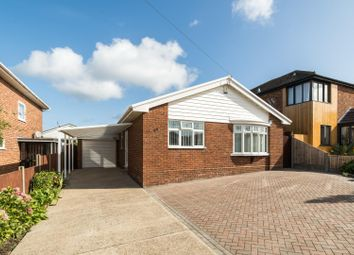 Thumbnail 3 bed bungalow for sale in Hazlemere Road, Seasalter, Whitstable
