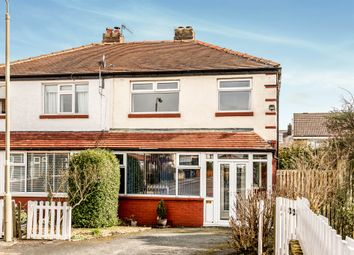 Thumbnail 3 bed semi-detached house for sale in Thwaites Avenue, Ilkley