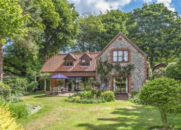Thumbnail 4 bed detached house for sale in Shawcross Road, West Runton, Norfolk