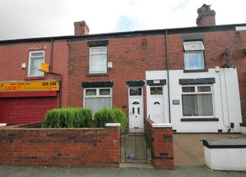 Thumbnail 3 bedroom terraced house for sale in Crescent Road, Great Lever, Bolton
