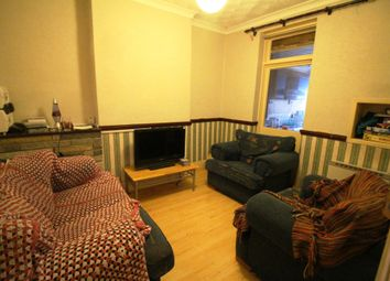 Thumbnail 3 bed terraced house to rent in Thesiger Street, Cathays, Cardiff
