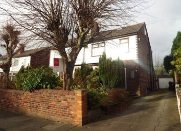 Thumbnail 4 bedroom semi-detached house for sale in Doveleys Road, Salford, Greater Manchester