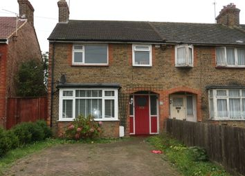 Thumbnail 3 bed semi-detached house for sale in Yeading Fork, Hayes