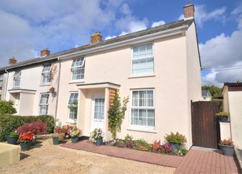 Thumbnail 3 bed end terrace house for sale in Penberthy Road, Helston