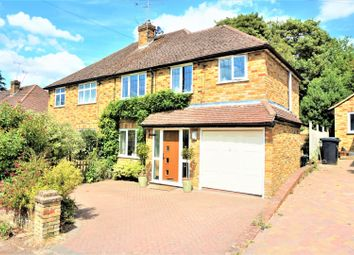 Thumbnail 4 bed semi-detached house for sale in Stylecroft Road, Chalfont St. Giles