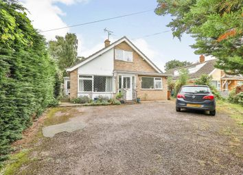 Thumbnail 4 bed bungalow for sale in Pockthorpe Lane, Thompson, Thetford