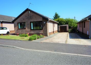 Thumbnail 2 bed bungalow for sale in Duncarnock Crescent, Glasgow
