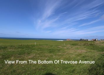 Thumbnail 1 bedroom flat for sale in Trevose Avenue, Newquay