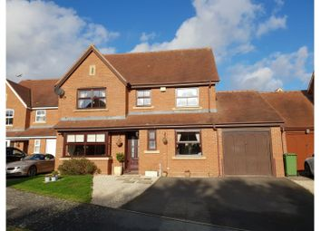 Thumbnail 4 bed detached house for sale in Millers Bank, Broom