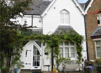 Thumbnail 1 bed terraced house to rent in Belvedere Square, Wimbledon Village