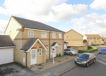 Thumbnail 3 bedroom semi-detached house to rent in Lanercost Crescent, Monkston, Milton Keynes