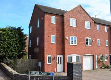 Thumbnail 4 bed terraced house for sale in Bridge Court, Woodseaves, Staffordshire