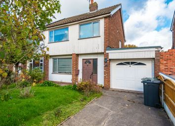Thumbnail 3 bed semi-detached house for sale in Queensway, Euxton, Chorley